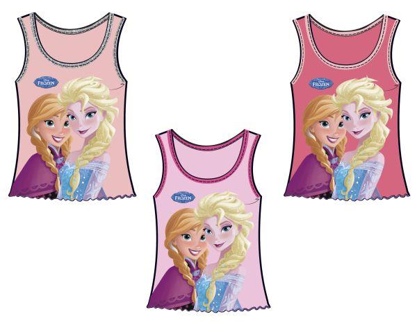 Top 3 assorties Disney Frozen Taille 2-8 ans