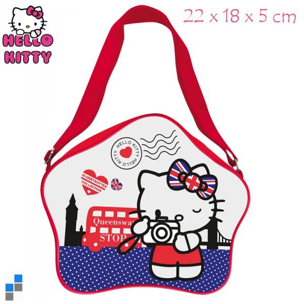Torba na ramię Hello Kitty 22cm