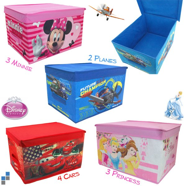 Storage Box Disney<br>30x40x25 cm