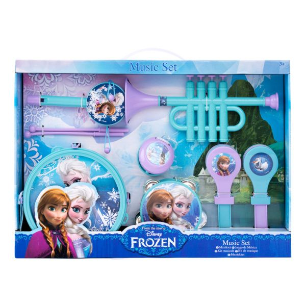 Music Set 9-piece<br>Disney frozen
