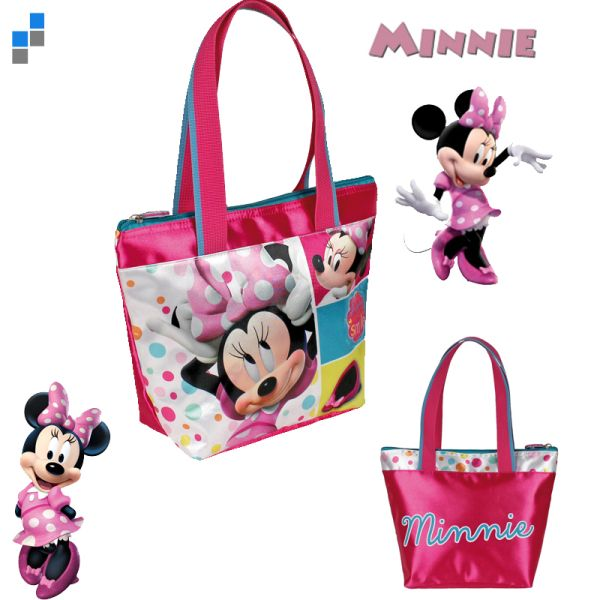 Handbag 28cm<br>Disney Minnie