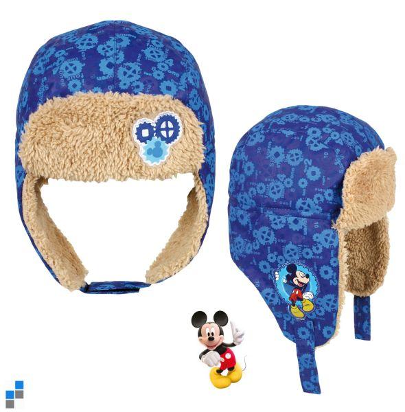 Russian Winter Cap<br> Gr.. 52-54 cm-es<br>Disney Mickey