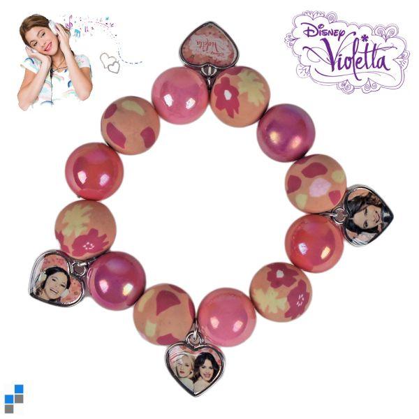 Pearl naszyjnik z<br> sercem Disney<br>Violetta