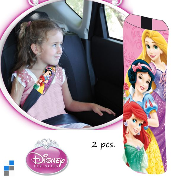 Car Gurtschoner<br>2-piece Princess