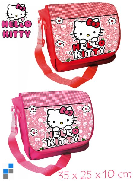 Shoulder bag 35cm 2-way sorted Hello Kitty