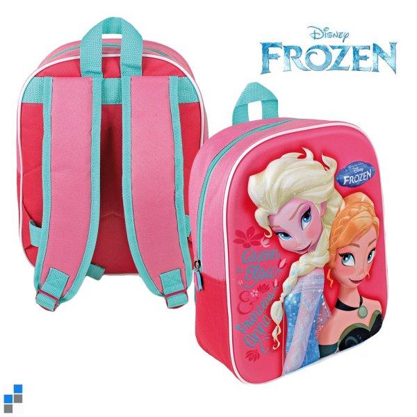 Rucksack 3D 31cm<br>Disney Frozen