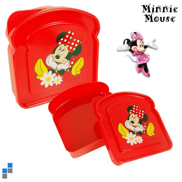 Bread Box 12x12,<br>5x4 cm Minnie