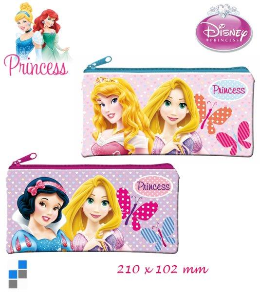 crayon scolaire cas 2 assortis 21cm Disney Princes