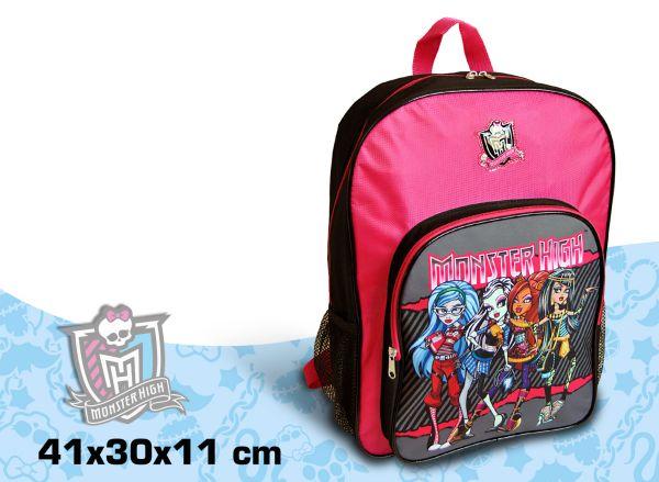 Préscolaire Backpack - Monster High 41cm