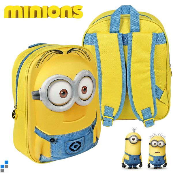 Backpack 33cm 3D Minion