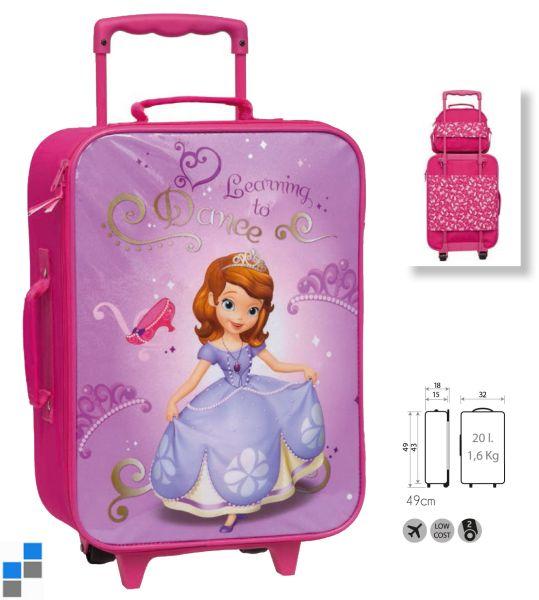 Podróż wózek<br> walizkę<br> Księżniczka Zosia ...