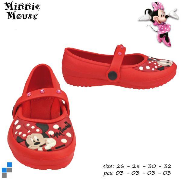 Ballerina Clogs Disney Minnie Gr. 26-32