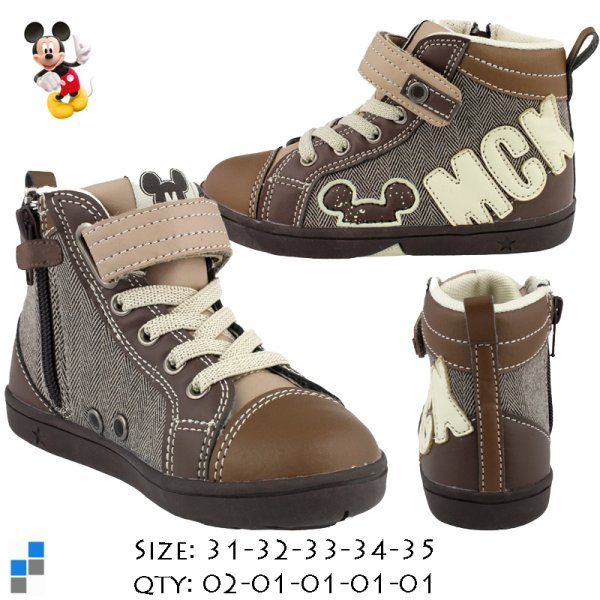 Chaussures Hiver Bottes Gr. 31-35 triés Mickey