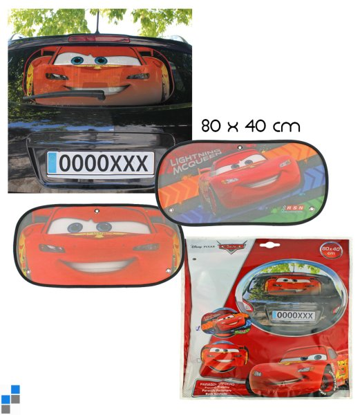 Car sunshade 2<br>assorted Disney Cars