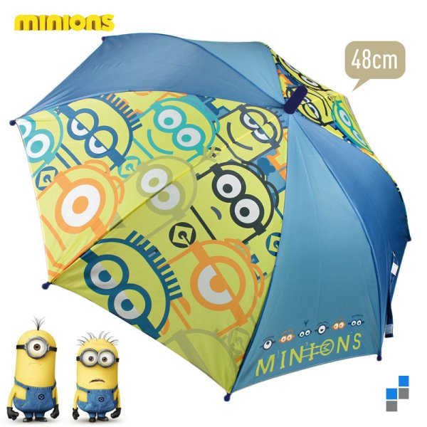 Umbrella Auto<br>Minion 48cm