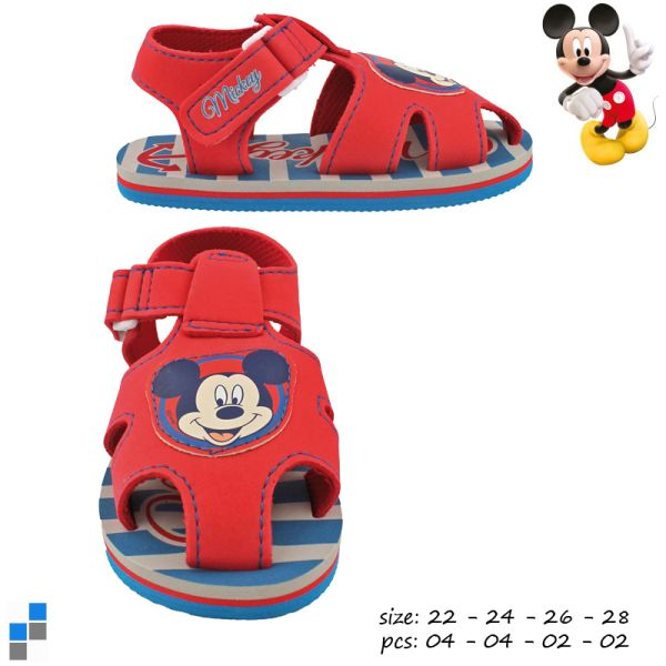 EVA sandals shoes<br> Disney Mickey Gr.<br>22-28