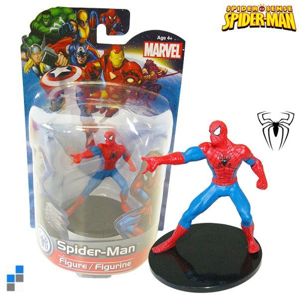 Marvel Spielfigur<br> Spiderman 8,5 cm<br>im Blister