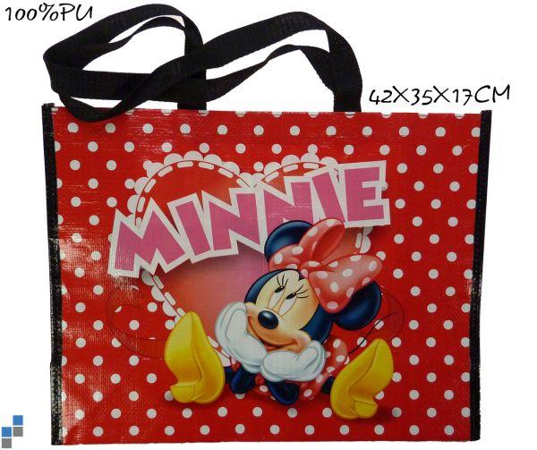 Torba na zakupy<br> Minnie Dots<br>42x35x17cm