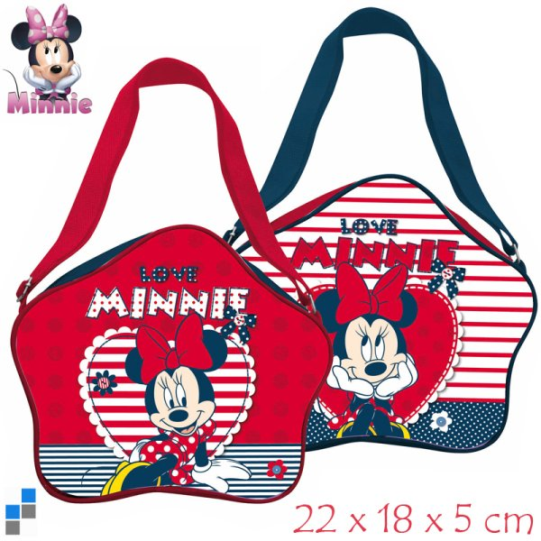 Shoulder bag 2 assorted 22cm Disney Minnie