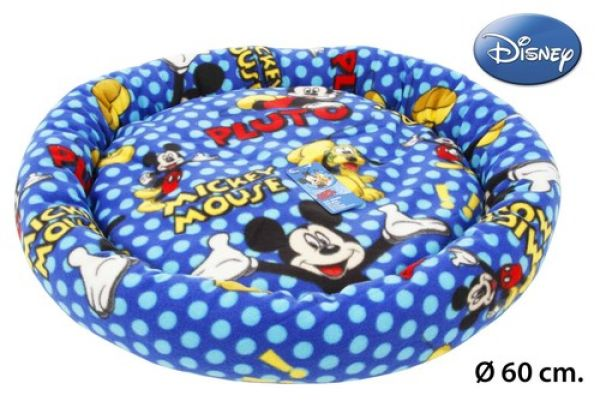 Dog &amp; Cat Beds<br>Ø60cm Mickey
