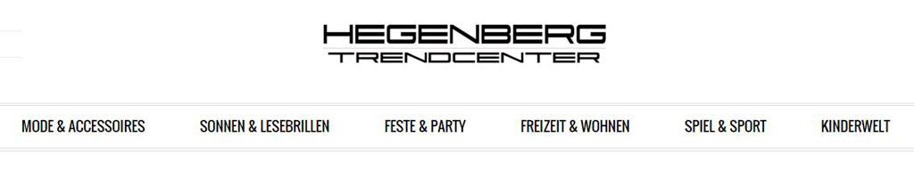 Hegenberg Trendcenter