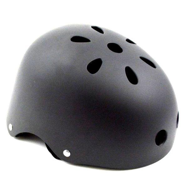 Helmet shell size<br> S / M 55/58 cm<br>black mat