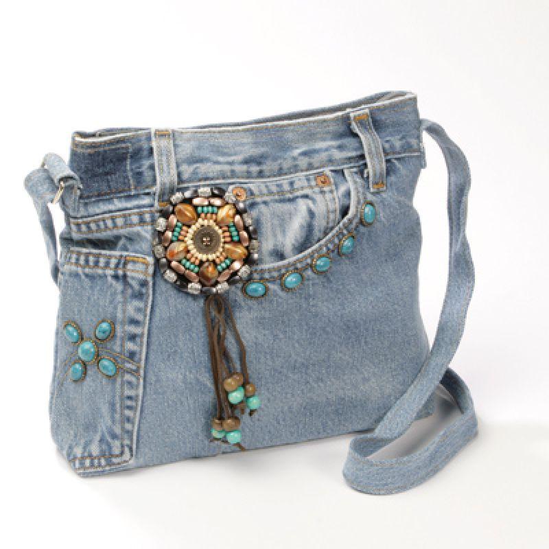 Jeans-Tasche,<br> Handtasche aus<br>Jeansstoff  Sunny