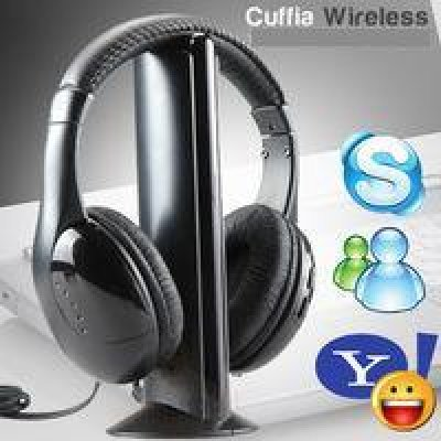 Wireless headset<br> wireless<br> microphone 5 in1 ...