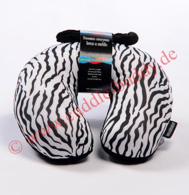 Nackenkissen -Zebra-