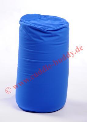 Comfort Mega Pillow -blau- Kissen