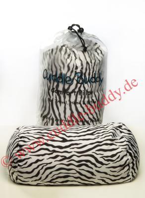 Comfort Pillow -Zebra- (Relaxkissen)