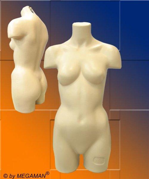 Mannequin Female<br>Torso New