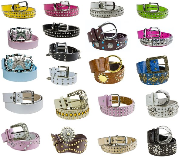 Fashionable Ladies<br> Belt NEW Starter<br>Package