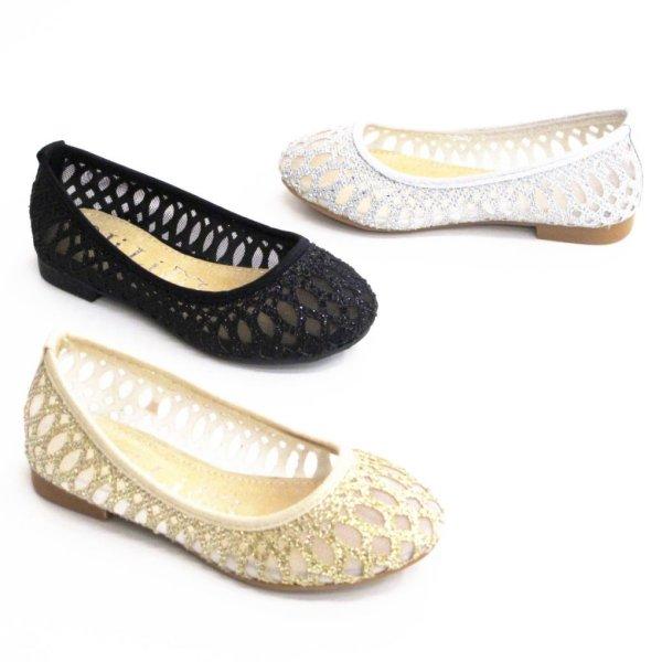 Fashionable girl<br> children ballet<br>flats shoes