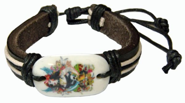 Armband Pirat