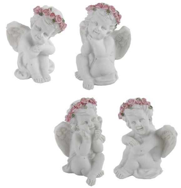 Engel mit Rosen