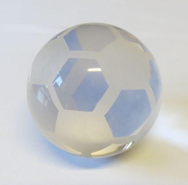 Glaskugel Fußball