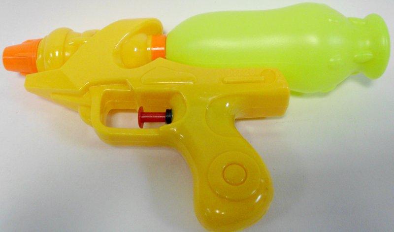 Wasserpistole 21cm