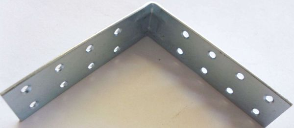 Shaped brackets 1000mm
