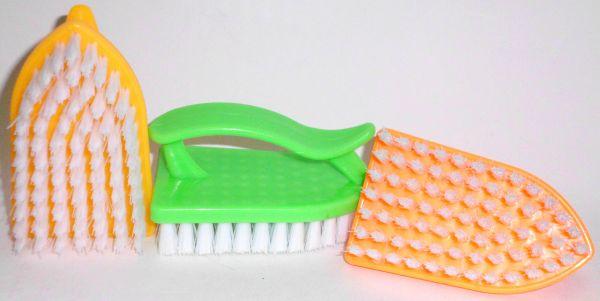 Nagelbürste<br>Plastik klein
