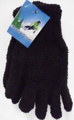 Kuschelhandschuh schwarz
