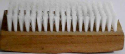 Nagelbürste Holz