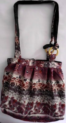 Cloak Bag sparkle<br>past.lila
