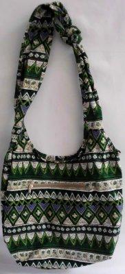 Cloak Bag o green