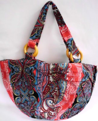Cloak Bag colorful