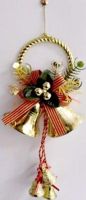 Weihnachtsglocke 3er klein