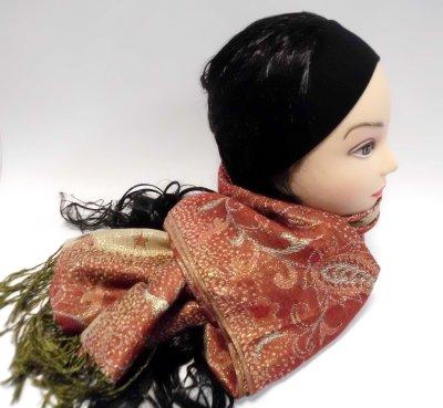 Winter scarf 658