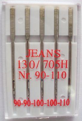 JEANS Maschinennadeln 5er