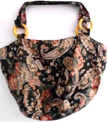 Cloak Bag br. Pattern