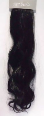 artificial hair<br>with 4 clips